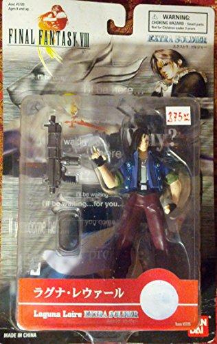 Final Fantasy VIII Extra Soldier - Laguna Loire Character Figure