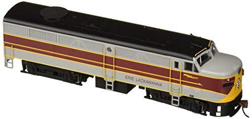 Bachmann Erie and Lackawanna HO Scale Alcofa2 Diesel Locomotive - DCC Sound Value On Board