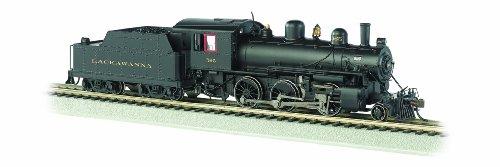 Bachmann Industries ALCO 260 DCC Sound Value Locomotive Lackawanna 565 HO Scale Train Car