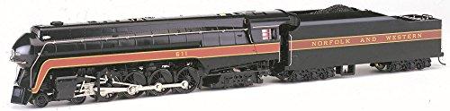 Bachmann Industries N&W 611 Rail Fan Class J 4-8-4 DCC Sound Value Equipped Locomotive HO Scale