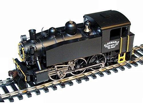 Rivarossi HO Scale - Albermarle Paper S-100 0-6-0 Steam Locomotive DCC Ready