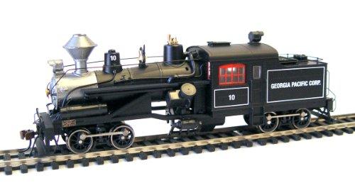 Rivarossi HO Scale HR2411 Heisler Steam Locomotive