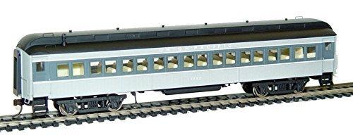 Rivarossi HO Scale Pullman 60 Coach Union 1352 Pacific Train CustomerPackageType Standard Packaging Style 60 Coach Union 1352 Pacific Train Model HR4196 Toys Play