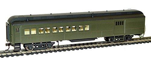 Rivarossi HO Scale Pullman 60 Combine Unlettered Train