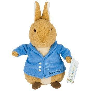 Beatrix Potter Rainbow Designs Peter Rabbit Bean Toy