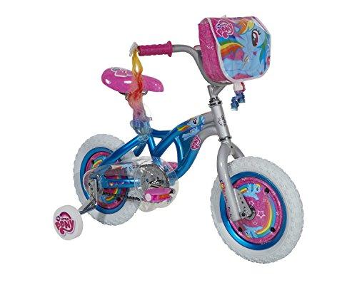 My Little Pony Girls Bike BlueSilverPink 12