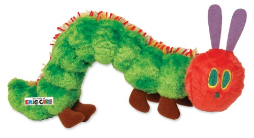 World of Eric Carle Very Hungry Caterpillar Bean Bag Toy
