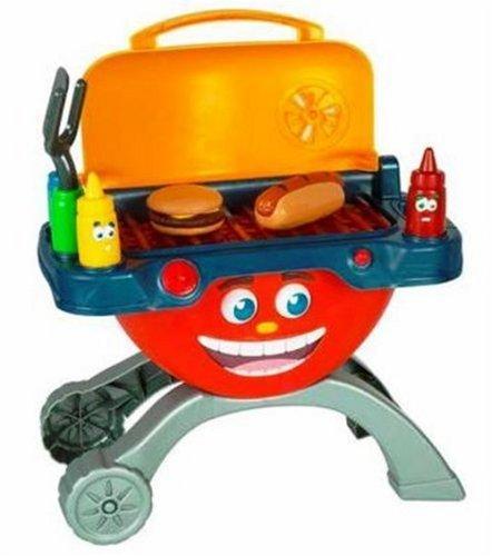 Hasbro Playskool Charlie Coal The Talking Grill