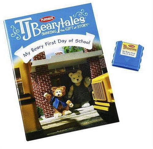 Hasbro Playskool TJ Bearytales - My Beary First Day of School