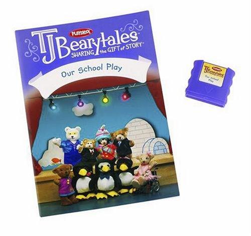 Hasbro Playskool TJ Bearytales - Our School Play