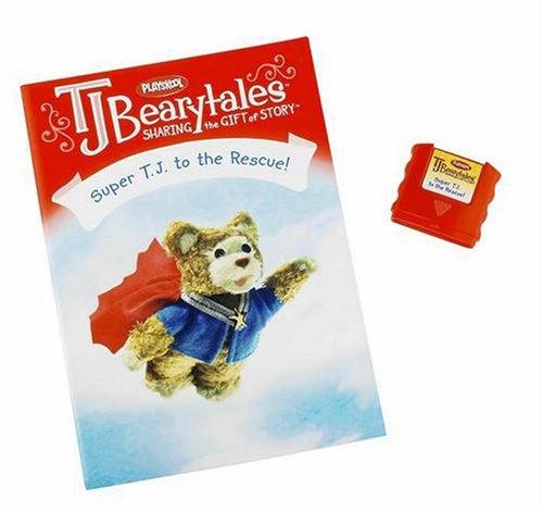 Hasbro Playskool TJ Bearytales - Super TJ to the Rescue