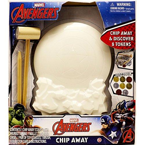 Tara Toy Avengers Chip Away Activity Kit