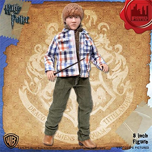 Harry Potter 8 inch Action Figure Series one Ron Weasley FIGURES TOY CO