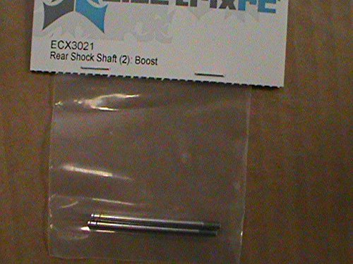 Qiyun Electrix RC ECX3021 Rear Shock Shaft Boost 2 Pcs New NIP