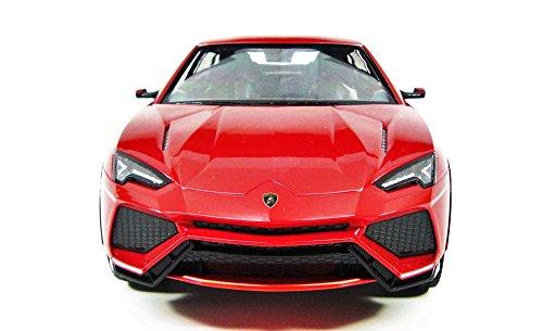 Lamborghini URUS Radio Remote Control Sport Racing Car RC 1 14 Scale Metallic Red