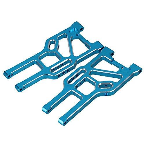Jack-Store HSP 860003 Front Lower Suspension Arm 60005 Upgrade Parts for 18 RC Model Car Blue