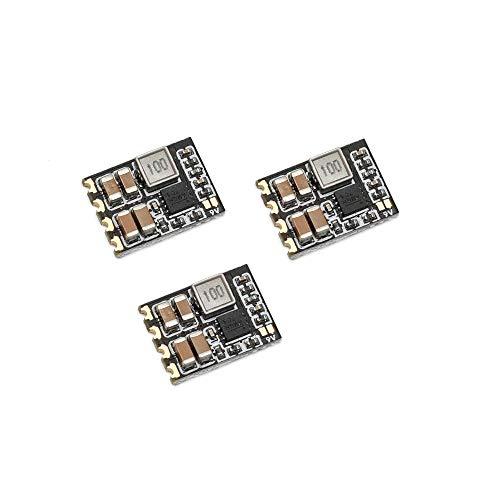 OUYAWEI 3PcsSet Matek Systems Micro BEC 6-30V to 5V9V-ADJ Step-Down Regulator for RC FPV Racing Drone
