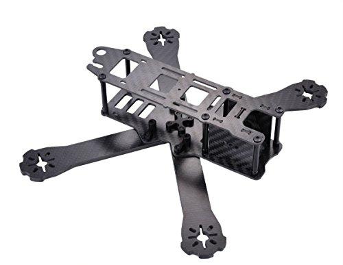 Crazepony ZMR180-RX H180 FPV Racing Drone Frame Carbon Fiber Quadcopter Frame QAV180 QAV250 etc