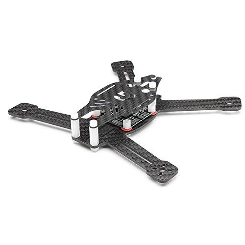 New Diatone Grasshopper 160 G160 Carbon Fiber Quadcopter Frame Kit w BEC Power Distribution Board