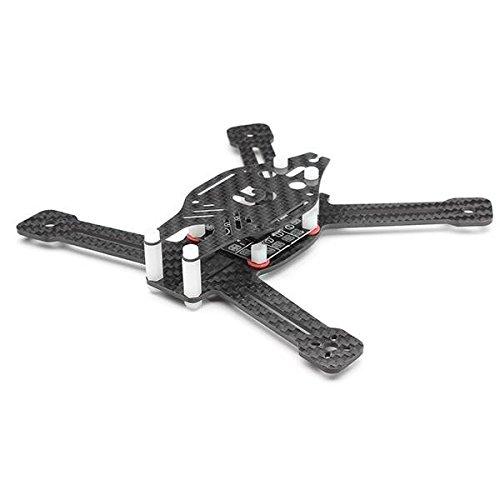SICA Diatone Grasshopper 160 G160 Carbon Fiber Quadcopter Frame Kit w BEC Power Dist