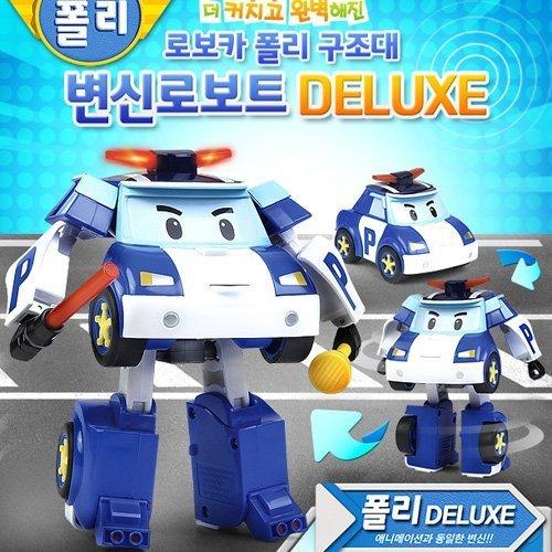 Robocar Poli Deluxe Transformer Toy - Poli by Robocar Poli
