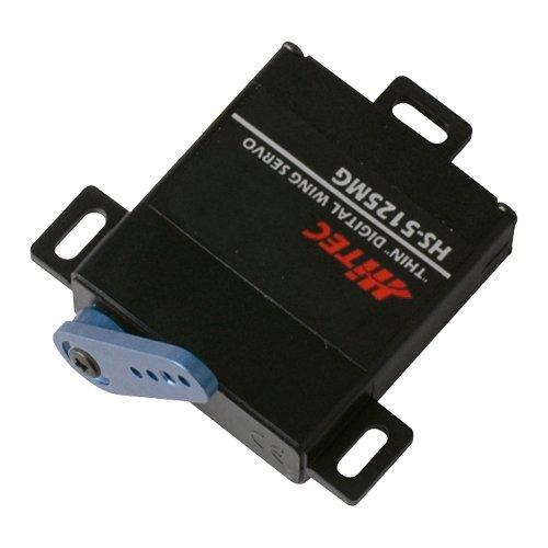 Hitec 35125S HS-5125MG Super Thin Wing Digital Servo