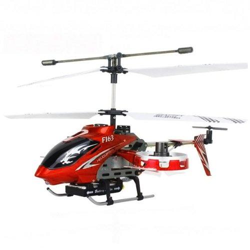 PEAK SHOP Avatar F163 4 CH RC Remote Control Helicopter with Gyro RTF Heli Toy
