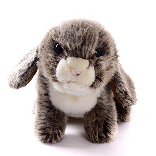 Realistic Rabbit Dolls Soft Plush Stuffed Bunny Animal Baby Toys 8