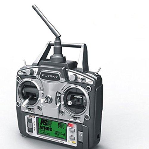 Frontier Flysky FS-T6 V2 24GHz 6CH Transmitter For V959 Syma X1 Mode 2