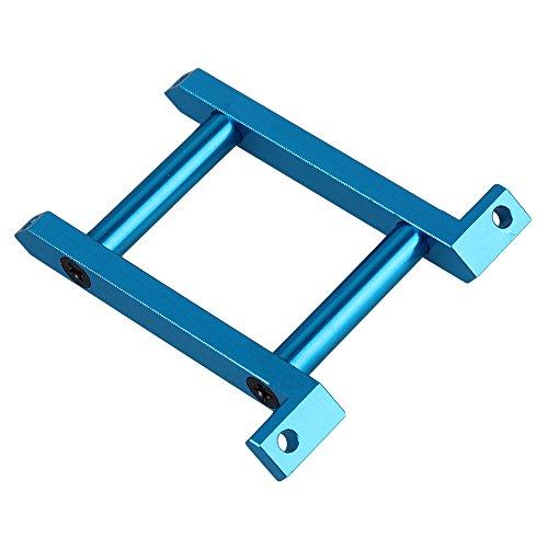 Mxfans 10803508030 7MM027 Aluminum Alloy Blue Front Brace For HSP 94188 94108 RC110 model car