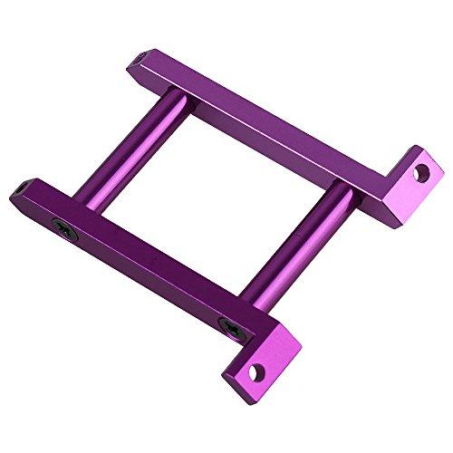 Mxfans 10803508030 7MM027 Aluminum Alloy Purple Front Brace For HSP 94188 94108 RC110 model car