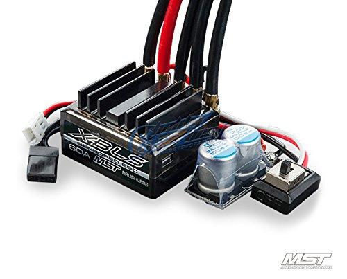 Mst XBLS sensored brushless ESC 60A 601011