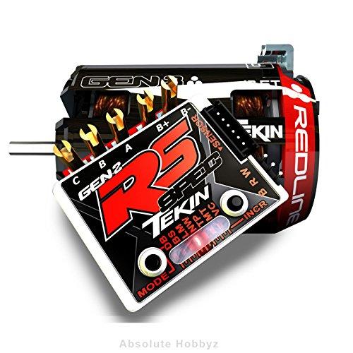 Tekin RS Gen2 SPEC Sensored Brushless ESCGen3 Motor Combo 175T RPM