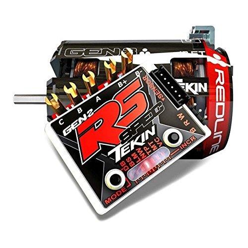 Tekin RS Gen2 SPEC Sensored Brushless ESCGen3 Motor Combo 215T RPM by Tekin Inc