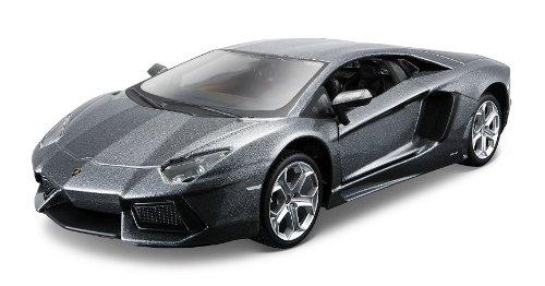 Maisto 124 Lamborghini Aventador LP700-4 - Grey