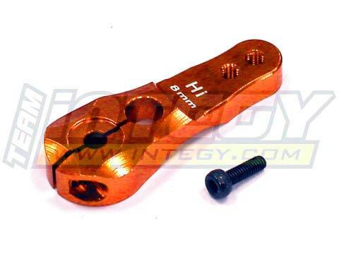 Integy RC Hobby T6894ORANGE 15T Servo Arm for Hitec Type Servo on Baja 5
