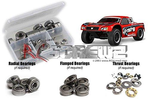 RCScrewZ HPI Racing Baja 5 SC Metal Shielded Bearing Kit hpi062b