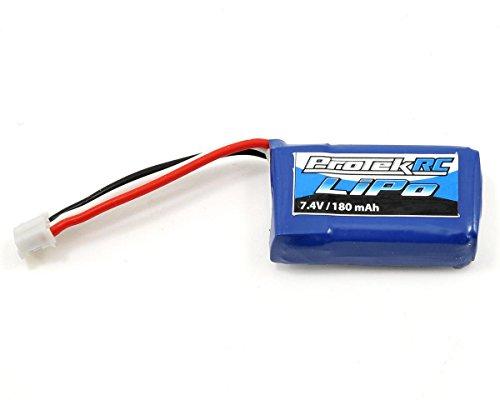 ProTek RC 2S High Power Li-Poly Micro HeliAirplane 25C Battery Pack 74V180mAh
