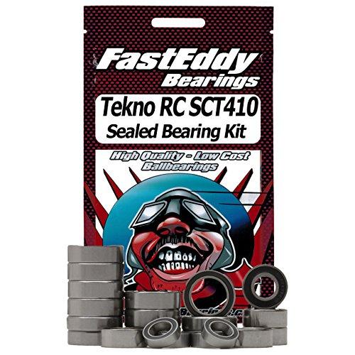 Tekno RC SCT410 4WD SC Sealed Bearing Kit
