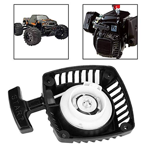 khkadiwb Kids Toy Collection Birthday Gift for Children Party Favors Pull Start Power Starter Upgrade Parts for 23cc 26cc 29cc 30cc RC Car Gas Engine
