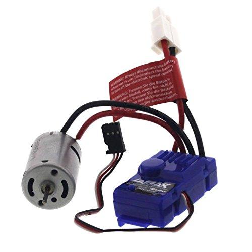 Traxxas LaTrax 118 Teton 4WD  28 TURN 370 MOTOR ELECTRONIC SPEED CONTROL