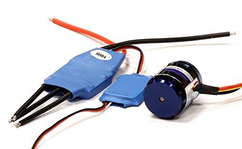 Integy RC Hobby C24365 840W OutrunnerESC 3D Power System for T-Rex 450 3500Kv Type