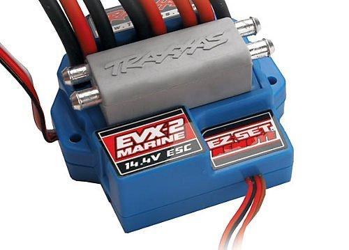 Traxxas 3020 Marine EVX-2 Electric Speed Control parallel import goods