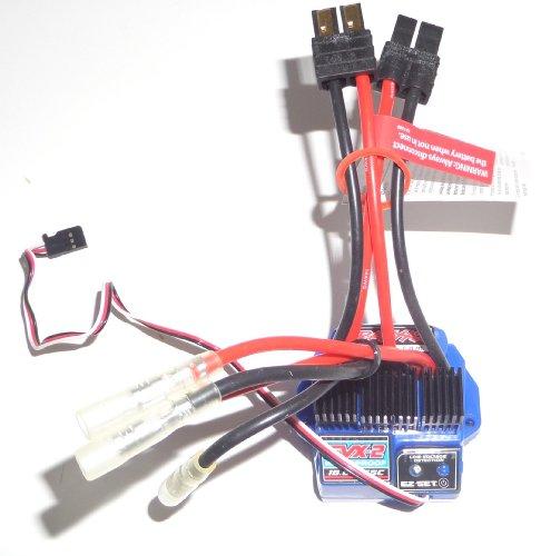 Traxxas E-Revo 110 Scale EVX-2 Brushed Speed Control or ESC