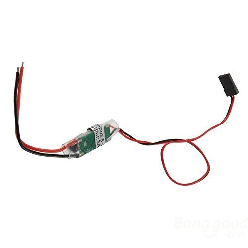 SICA External Brushless BEC UBEC 3A 5V2-5S Receiver Power Supply