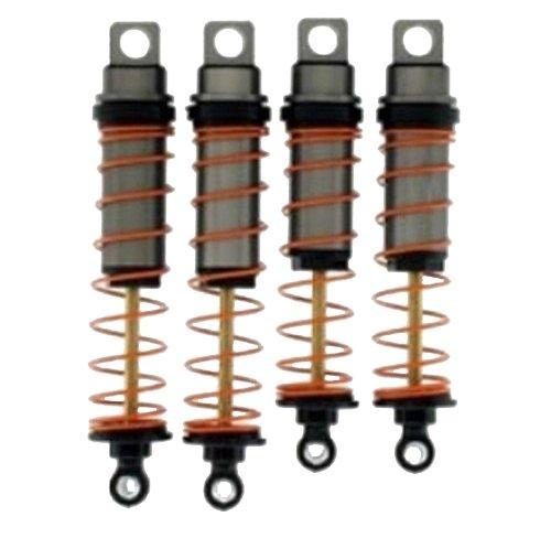 Team Losi Aluminum Shock Set Mini-T