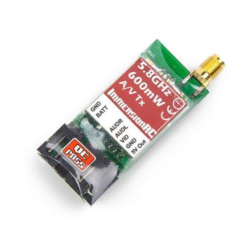 ImmersionRC 600mW 58GHz AV Transmitter for FatShark