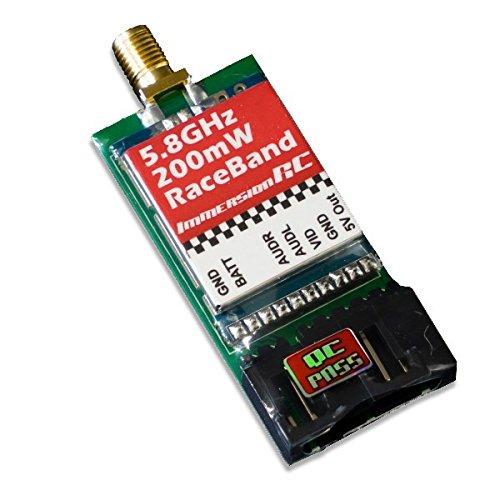 ImmersionRC Raceband 58GHz 200mW AV Powerful Transmitter For FatShark