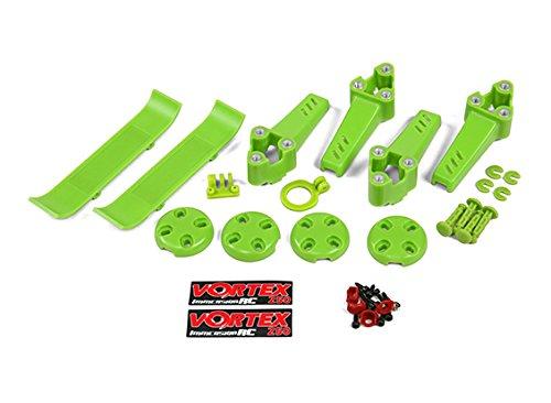 ImmersionRC Vortex 250 Pro - Pimp Kit - Lime Green