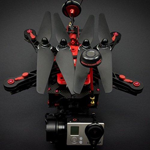 ImmersionRC XuGong v2Pro Quadcopter Drone Kit